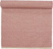 Chemin de table Juni - Rose 35x90 cm