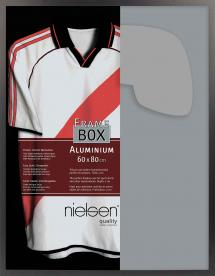 Cadre Nielsen Box II Noir 60x80 cm