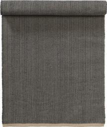 Chemin de table Juni - Gris 35x90 cm