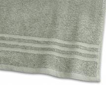 Essuie-main Basic Éponge - Vert 50x70 cm