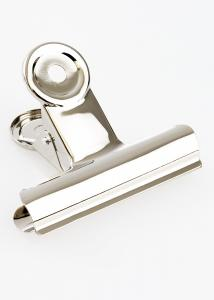 KAILA Poster Clip Silver - 75 mm