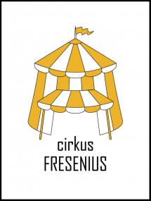 Cirkus Family Yellow