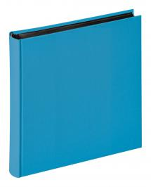 Fun Bleu océan - 30x30 cm (100 pages noires / 50 feuilles)