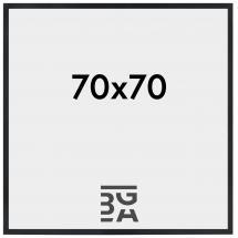 Cadre Stilren Noir 70x70 cm