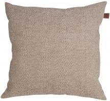 Housse de coussin Leeds - Lin 50x50 cm