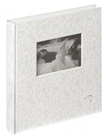 Music Album - 28x30,5 cm (60 pages blanches / 30 feuilles)