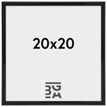 Cadre New Lifestyle Noir 20x20 cm