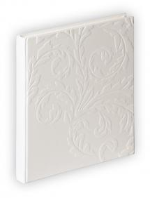 Nobile Livre d'or - 23x25 cm (144 pages blanches / 72 feuilles)