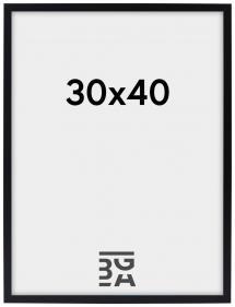 Cadre Edsbyn Noir 30x40 cm