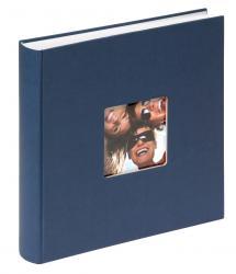 Fun Album Bleu - 30x30 cm (100 pages blanches / 50 feuilles)