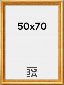Cadre Rokoko Or 50x70 cm