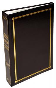 Classic Line Super Album Noir - 200 images en 10x15 cm